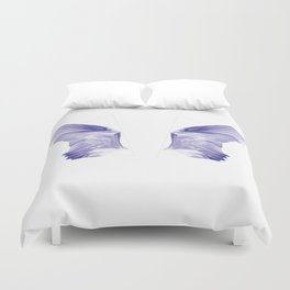Crystal Wing by Fernanda Quilici Duvet Cover