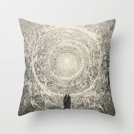 Canto XXXI Throw Pillow