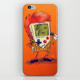 Game Bowie iPhone Skin