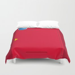 Original Pokedex Duvet Cover