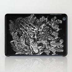 Jaguar Warrior iPad Case