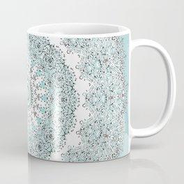 Mandala - Boho - Sacred Geometry - Pastels - Coffee Mug