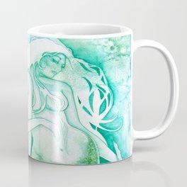 Goddess of Pisces - A Water Element Coffee Mug
