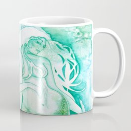 Goddess of Pisces - A Water Element Coffee Mug