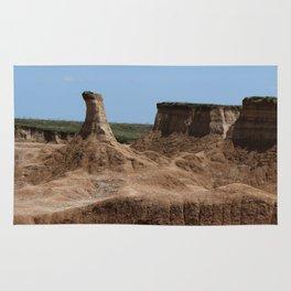 Badlands Rockformation Rug