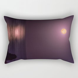 Full Moon High Rectangular Pillow