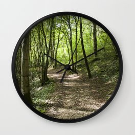 Walkpath Wall Clock