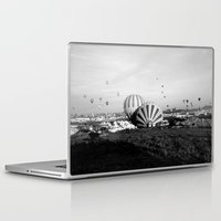 balloons Laptop & iPad Skins featuring BALLOONS by Bianca Lopomo