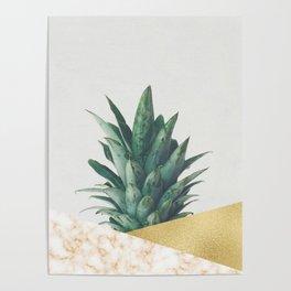 Pineapple Dip VII Poster