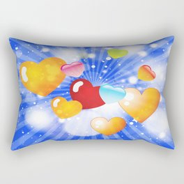 7th Heaven Rectangular Pillow