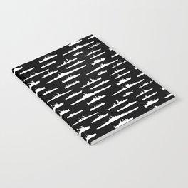 Battleship // Black Notebook