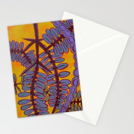 Seed Pods - Mesquite Beans Stationery Cards