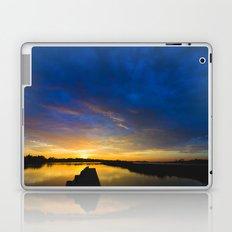 Sunset Blues Laptop & iPad Skin