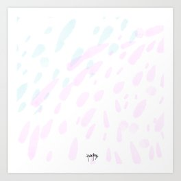 Faint Spritz Art Print