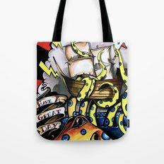 ceplalopod attack squad Tote Bag