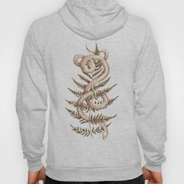 The Snake and Fern Hoodie
