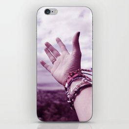 Let us go then, you and I iPhone Skin
