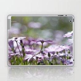 Daisy Bokeh Laptop & iPad Skin