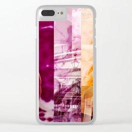 NOLA, No. 35 Clear iPhone Case