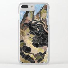 """ German Shepherd II "" Clear iPhone Case"