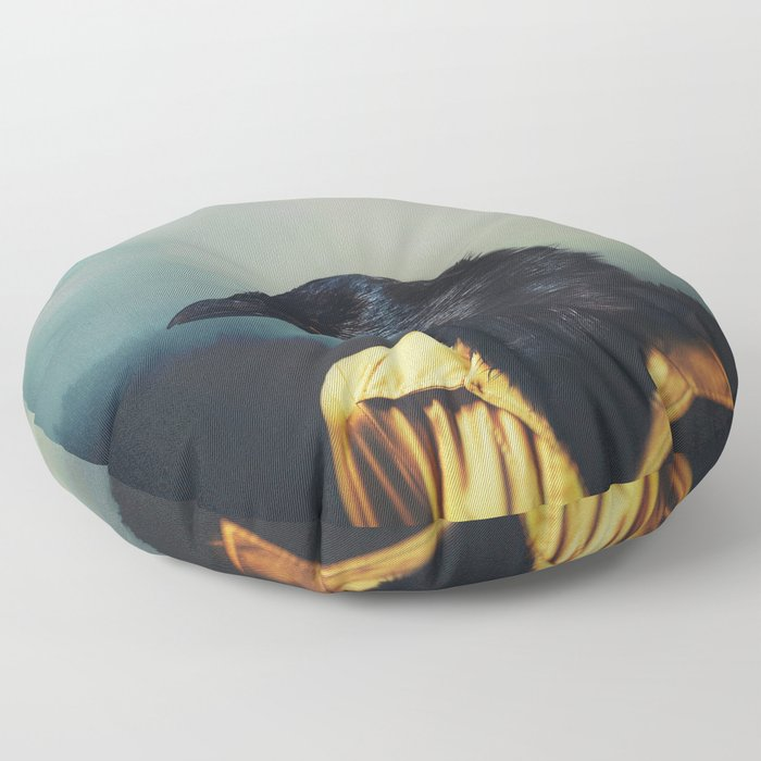 Reincarnate Floor Pillow
