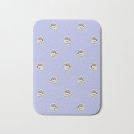 Monster Rats Hand Draw Illustration Pattern Bath Mat