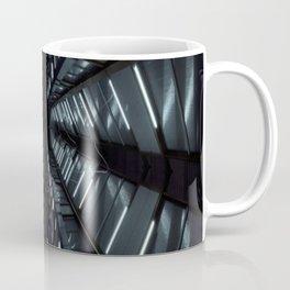 sci fi building Coffee Mug