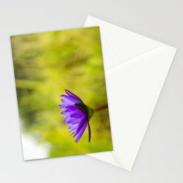 Blue Lotus, Star Lotus Stationery Cards