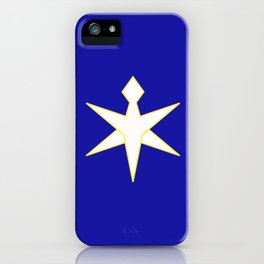 flag of Chiba prefecture iPhone Case