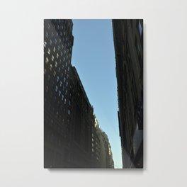 Narrows Metal Print