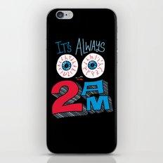 2AM iPhone & iPod Skin