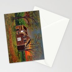 Old Farmhouse  Stationery Cards
