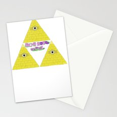Watch The Tomb Stationery Cards