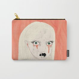 Dissolving Keiko Arisu Carry-All Pouch