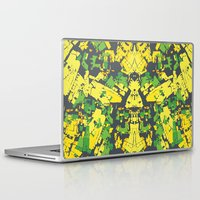 thailand Laptop & iPad Skins featuring Thailand by The Happy Scientist