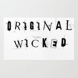 Original Wicked Rug
