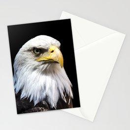 Majestuous Bald Eagle Stationery Cards