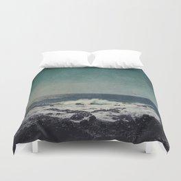 emerAld oceAn Duvet Cover