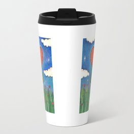 Let Love Grow Travel Mug
