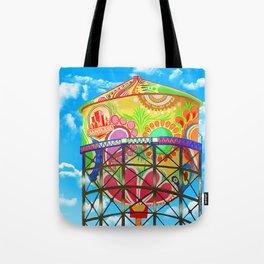 Santa Ana Water Tower Tote Bag