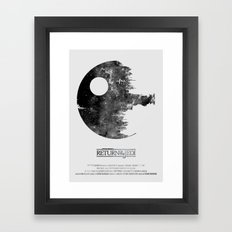 Star Wars - Return of the Jedi Framed Art Print