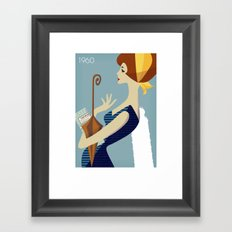 Italy 1960 Framed Art Print