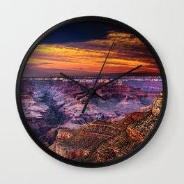 Grand Canyon, Arizona Wall Clock