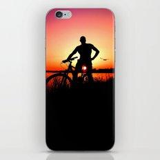 sunset magic iPhone & iPod Skin