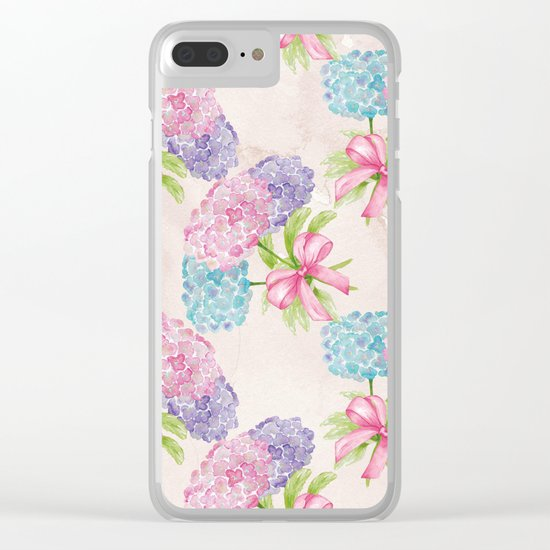 Spring is in the air #27 Clear iPhone Case