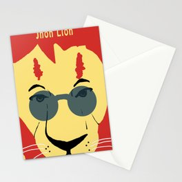 Jhon Lion Stationery Cards