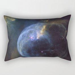 The Bubble Nebula Rectangular Pillow