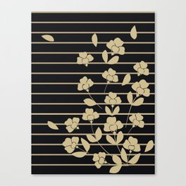 Fabric No.4 Canvas Print