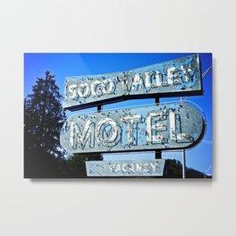 Soco Valley Metal Print