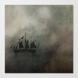 Framundsen Canvas Print